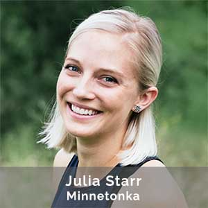 Julia Starr, Marketing Director