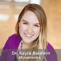 Dr. Kayla Baldwin, Chiropractor