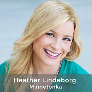 Heather Lindeborg, Administrative Lead