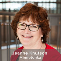 Jeanne Knutson, Craniosacral Therapist
