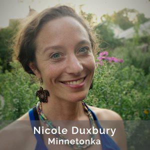 Nicole Duxbury, Shiatsu Therapist