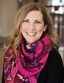 Jolene Dickerman, Front Desk