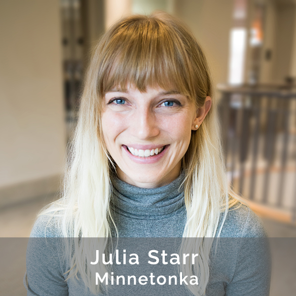 Julia Starr, Life and Wellness Coach