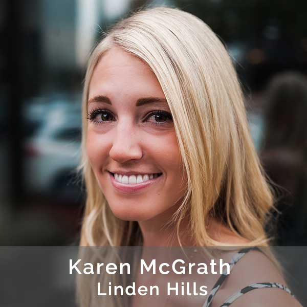 Karen McGrath, Front Desk