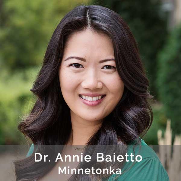 Annie Baietto, Chiropractor