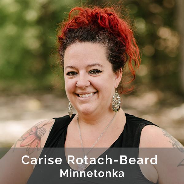 Carise Rotach-beard, Therapist