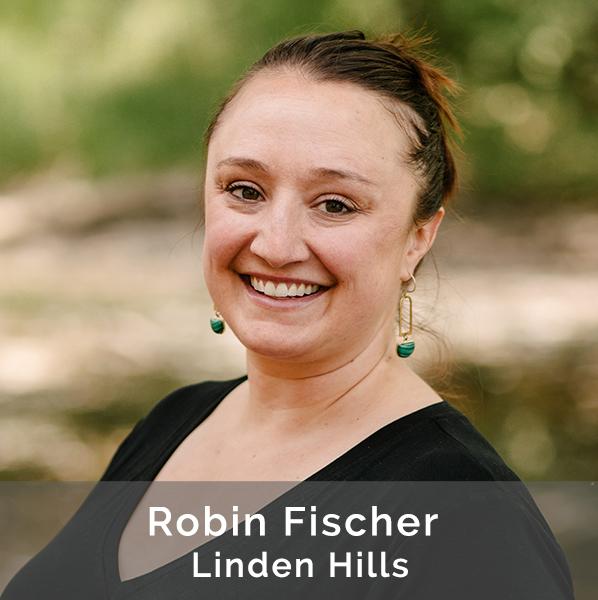 Robin Fischer, Transpersonal Counselor