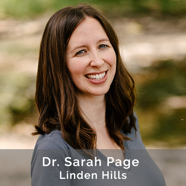 Dr. Sarah Page, Chiropractor