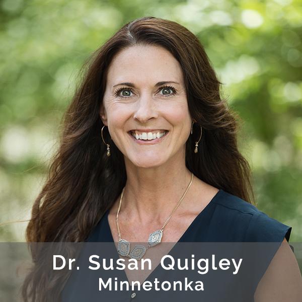 Dr. Susan Quigley, Chiropractor