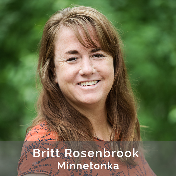 Britt Rosenbrook, Front Desk Coordinator