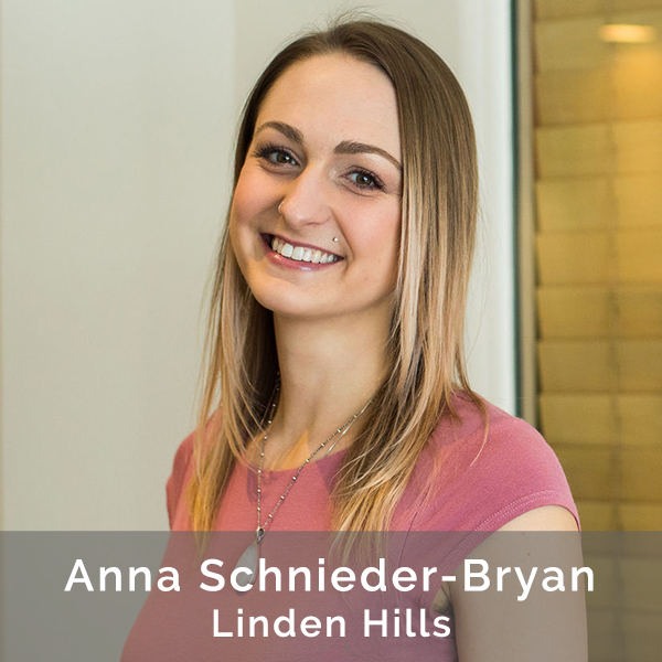 Anna Schnieder-Bryan, Massage Therapist