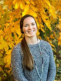 Hannah Schmit, Marketing Assistant/Front Desk Coordinator