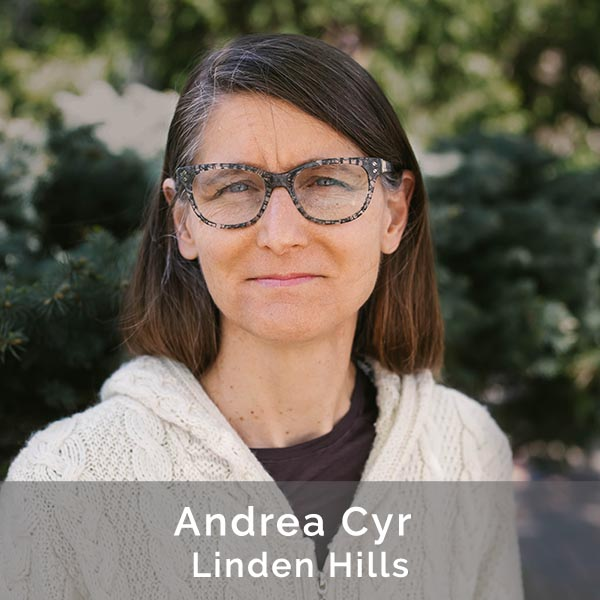 Andrea Cyr, Acupuncturist