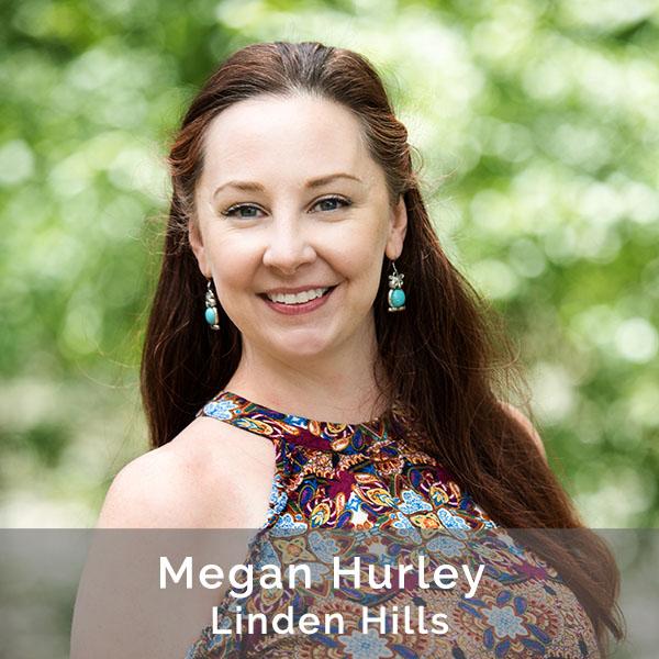 Megan Hurley, Massage Therapist