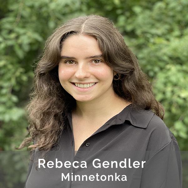 Rebeca Gendler, Front Desk Coordinator
